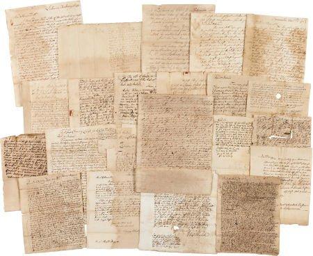 49002: Eleazar Wheelock Archive,