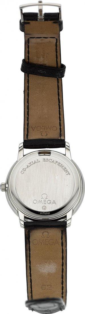 56017: Omega De Ville Co-Axial Chronometer Ref. 168.105 - 2
