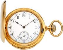 56132 Fritz Piguet  Bachmann Fine Gold Minute Repeate