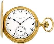 56137 Patek Philippe  Cie Very Fine Gold Minute Repea