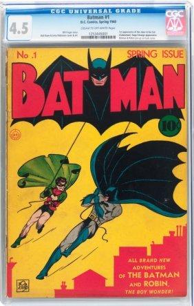 Lot 2015 May 28 - 30 Comics & Comic Art #7136