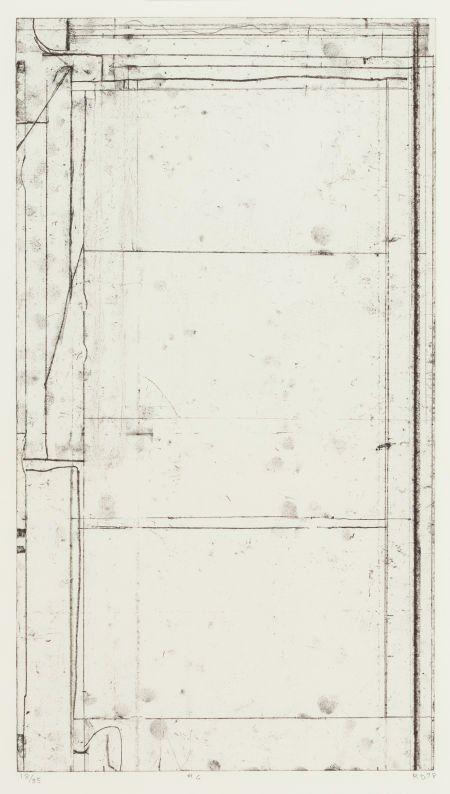 70056: RICHARD DIEBENKORN (American, 1922-1993) No. 6 (