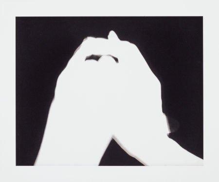 70244: JAMES WELLING (American, b. 1951) Hands 1-5 (fiv