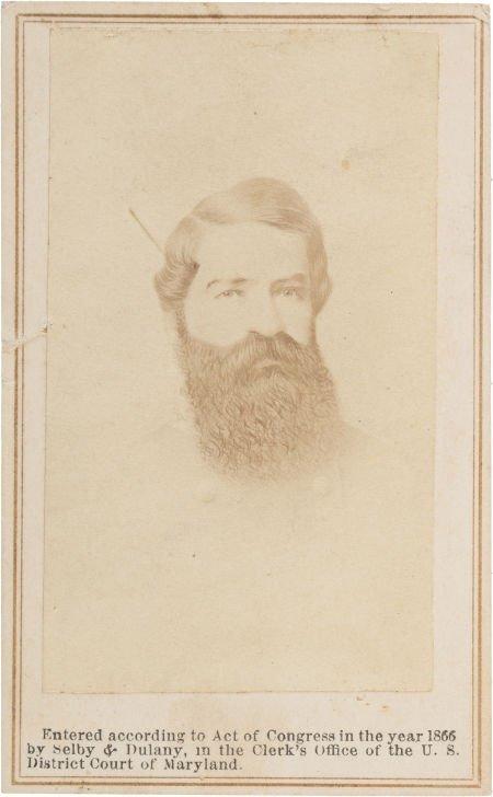 47022: Confederate Colonel Turner Ashby, 7th Virginia C
