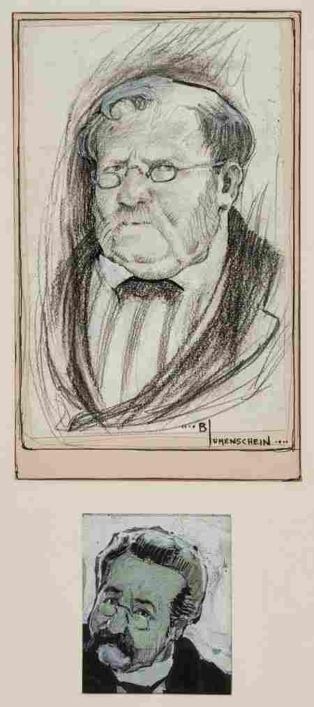 ERNEST LEONARD BLUMENSCHEIN (American, 1874-1960