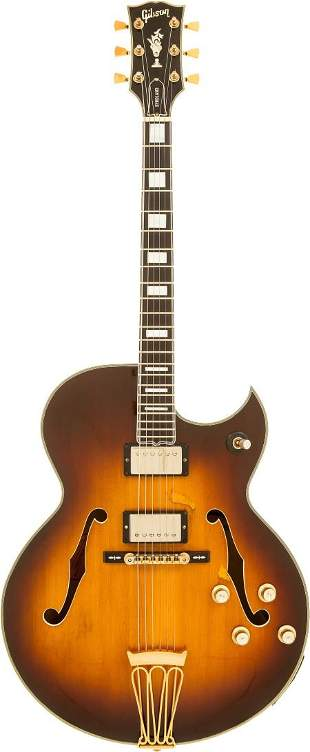 85043: Ted Nugent's 1968 Gibson Byrdland Semi-Hollow Bo