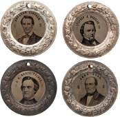 43031 Abraham Lincoln Stephen A Douglas John C Bre