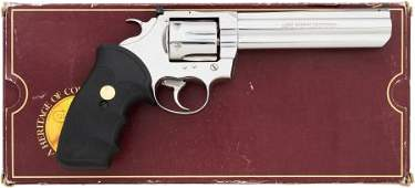 40226: Boxed Colt King Cobra Ultimate Bright Stainless