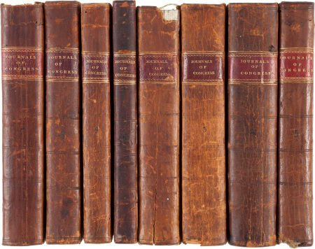 45004: Journals of Congress: Containing Their Proceedin