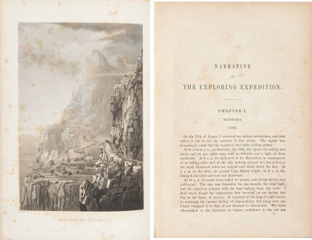 45009: Charles Wilkes. Narrative of the United States E
