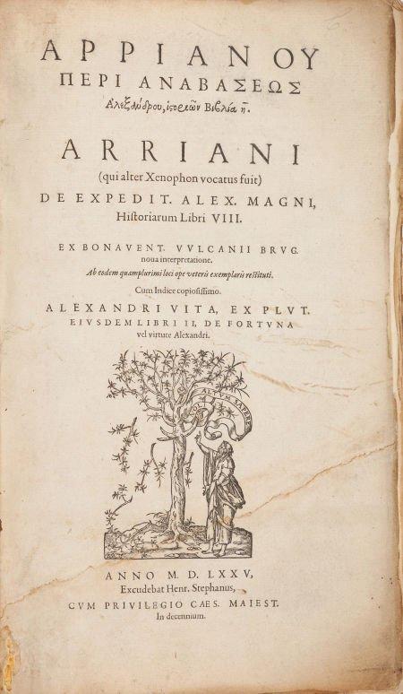 45010: Appianus: Rom[anarum]. Historiarum. Punica, Part