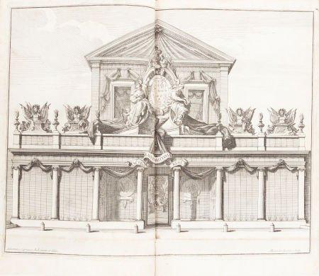 45011: Carlo d'Aquino.  Sacra Exequialia in funere Jaco