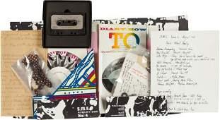 45264: John Cage, Marcel Duchamp, Roy Lichtenstein, Yok