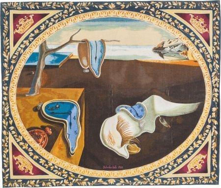 63663: Salvador Dalí (Spanish, 1904-1989) Persistence o