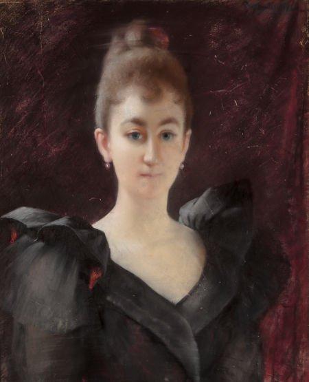 63740: Stephen Hills Parker (American, 1852-1925) Soft