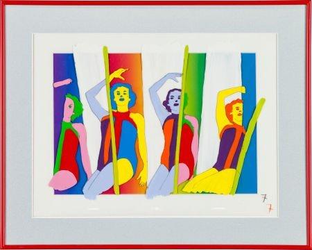 89120: Beatles Yellow Submarine Animation Cel Group of  - 3