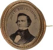 42051 John C Breckinridge An Important Possibly Uni