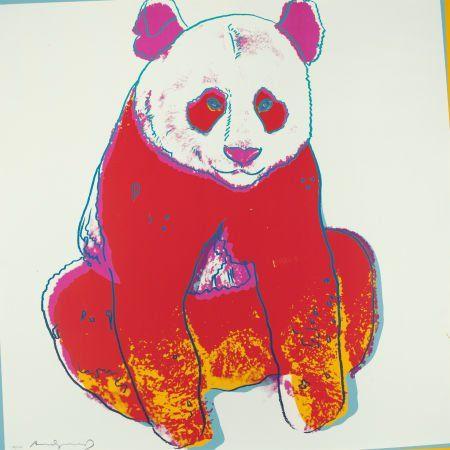 Andy Warhol (1928-1987) Endangered Species, 1983