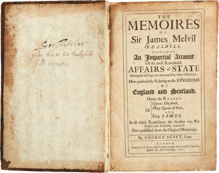 49002: Colonial New York Governor Benjamin Fletcher's C