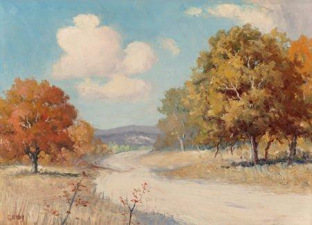 76067: Robert William Wood (American, 1889-1979) Countr