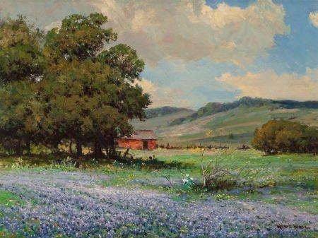 76060: Robert William Wood (American, 1889-1979) Texas