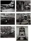 48164: John F. Kennedy: Signal Corps Funeral Photograph