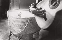 74220: Ralph Gibson (American, b. 1939) Untitled (Man w