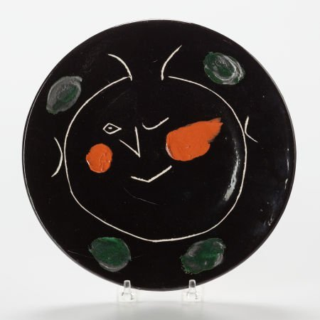 70001: Pablo Picasso (Spanish, 1881-1973) Plate K (from