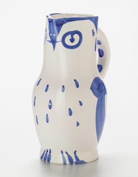 70007: Pablo Picasso (Spanish, 1881-1973) Hibou, 1954 G