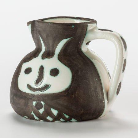 70008: Pablo Picasso (Spanish, 1881-1973) Tetes, 1956 P