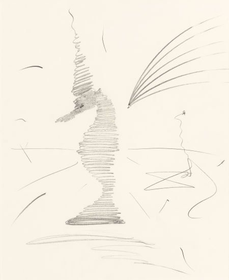 70055: Salvador Dalí (Spanish, 1904-1989) Untitled (Sea