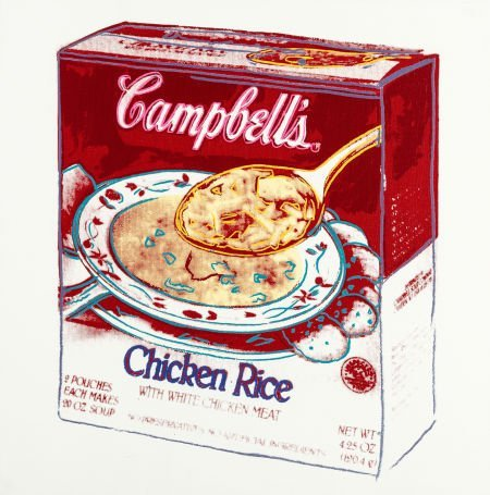 70066: Andy Warhol (American, 1928-1987) Campbell's Sou