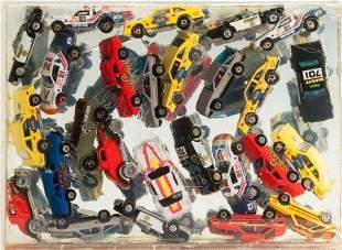70085: Arman (French/American, 1928-2005) Hot Wheels (C