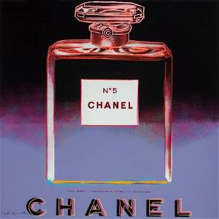 70299: Andy Warhol (American, 1928-1987) Chanel (from A