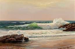 68051: Robert William Wood (American, 1889-1979) Crashi