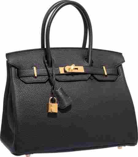 58127: Hermes Special Order Horseshoe 30cm Black & Vert