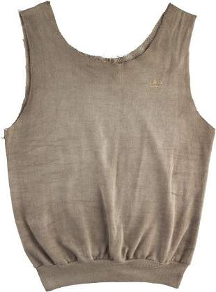 """89052: A Tank Top from """"First Blood."""" Orion, 1982. A f"""
