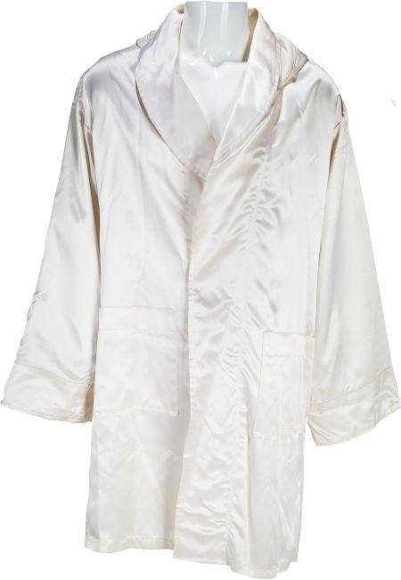 "89185: A Boxing Robe from ""Rocky III."" Metro-Goldwyn-Ma"