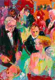 65534: LeRoy Neiman (American, 1921-2012) Mirabelle / P