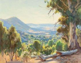 Ernest Buckmaster (australian, 1880-1963) Jindab