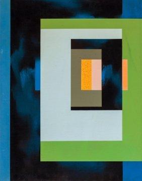 Bernyce Polifka (american, 1913-1990) Untitled O