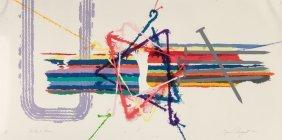 James Rosenquist (american, B. 1933) Violent Tur
