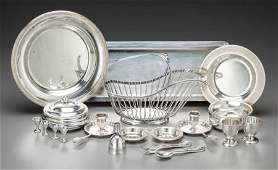 65883: A Group of Nineteen Christofle Silver-Plated Tab