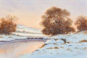 Charles Summey (american, 20th Century) Winter L