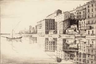 Carmen Bonanno (American, b. 1901) Bastia, Washi