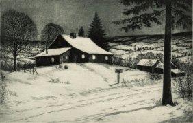 George A. Bradshaw (american, 1880-1968) Hilltop