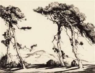 Alfred Heber Hutty (American, 1877-1954) Lobloll