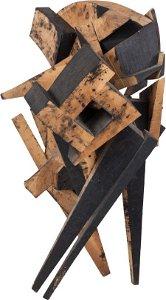 66412: Mel Kendrick (American, b. 1949) Untitled Lampbl