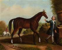 66565: After John Wootton Horse Portraits (four works)