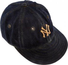 Circa 1927 Earle Combs Game Worn New York Yankee
